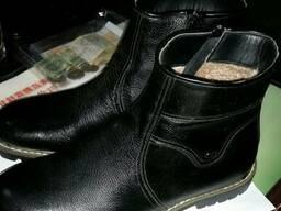 Boots of sheepskin - фото 3
