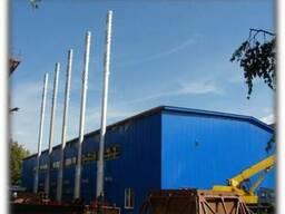 Газопоршневая электростанция (800 квт- 4 мвт)