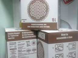 Продам подсолнечное высокоолеиновое масло в 15 л. bag in box. - фото 2