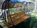 Садовые качели - фото 4