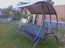 Садовые качели - фото 5