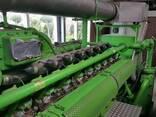 Б/У газовый двигатель Jenbacher 616 GSС87, 2000 Квт, 1997 г. - photo 4