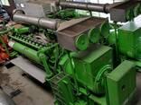 Б/У газовый двигатель Jenbacher 616 GSС87, 2000 Квт, 1997 г. - photo 8