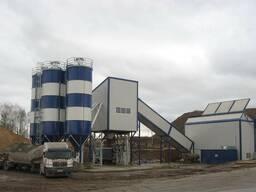 Бетонный завод SUMAB T-80 Стационарный ( Швеция)