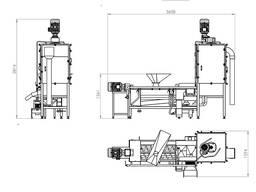 Grain washing, hulling and separating machine Ladia DR - photo 2