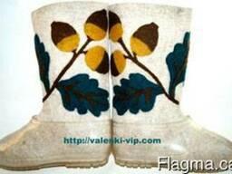Изделия из натуральной шерсти ручной работы по адекватным - фото 5