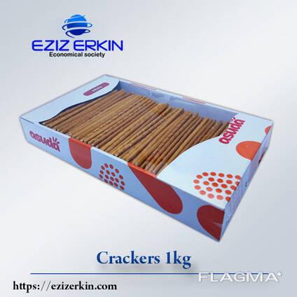 Крекеры классические «Taýajyk» - 1000грам