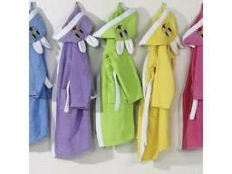 Махровые халаты плотность 320-450 .100% хлопок - фото 3