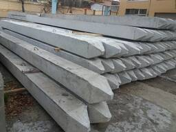 Оборудование для производства бетонных изделий, столбов,