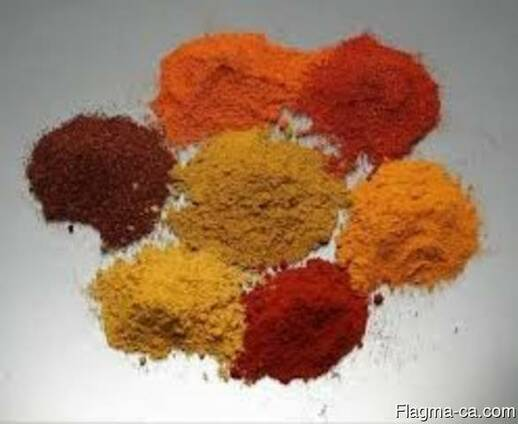 Powders from fresh fruits, vegetables, meat, berries, mushro