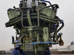 Продам корабельный двигатель фирмы МАН !