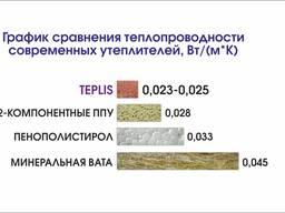 Утеплитель напыляемый полиуретановый Teplis GUN 1000 мл. - photo 2
