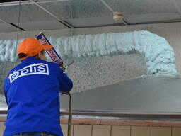 Утеплитель напыляемый полиуретановый Teplis GUN 1000 мл. - photo 7