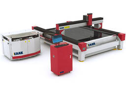 Waterjet cnc stone metal glass cutting machine
