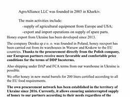 Wholesale honey from Ukraine - photo 3